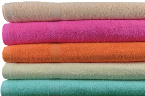 Color Bath Towel